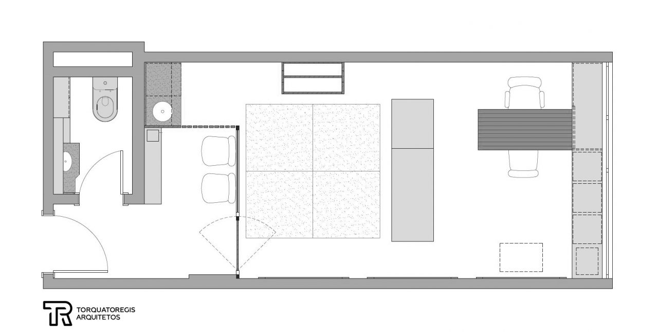 top view_projeto